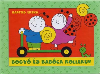 Bartos Erika - Bogyó és Babóca rolleren