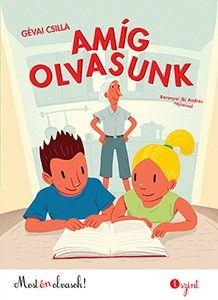 Gévai Csilla - Amíg olvasunk