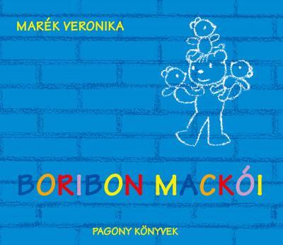 Marék Veronika - Boribon mackói