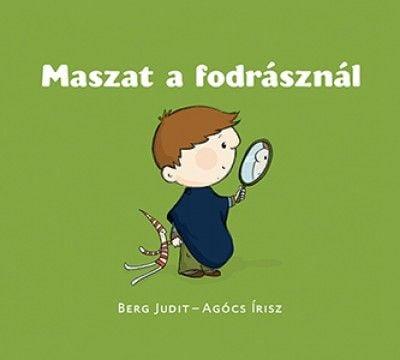 Berg Judit - Maszat a fodrásznál