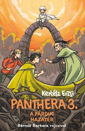 Kertész Erzsi - Panthera 3. - A párduc hazatér