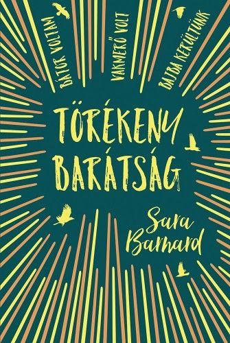 Sara Barnard - Törékeny barátság