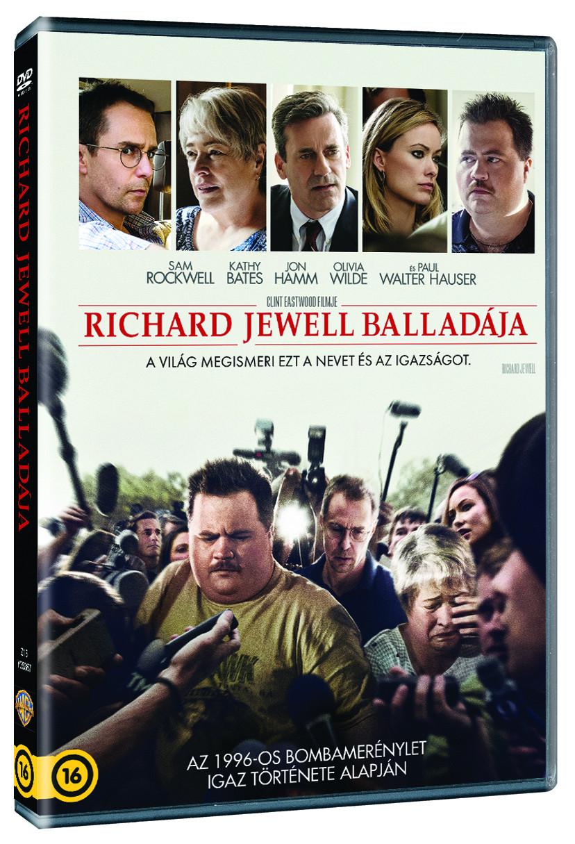 Richard Jewell balladája - DVD