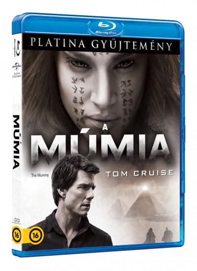 A múmia (2017) - Blu-ray