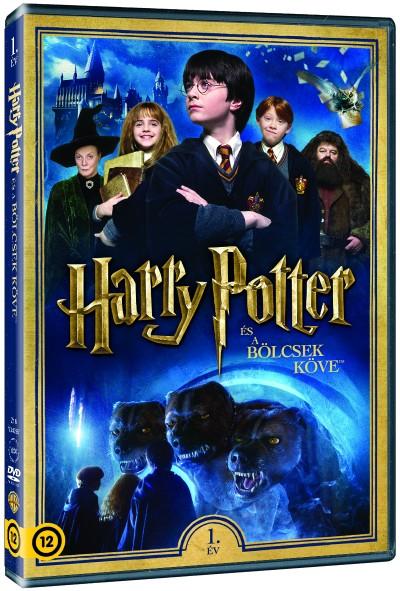 Harry Potter és a Bölcsek Köve - 2DVD