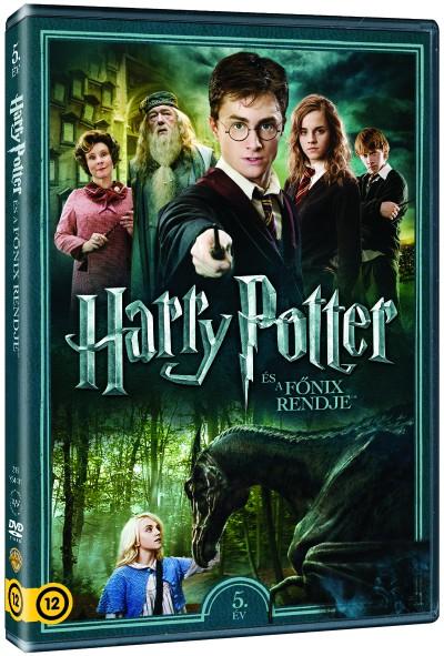 Harry Potter és a Főnix rendje - 2 DVD