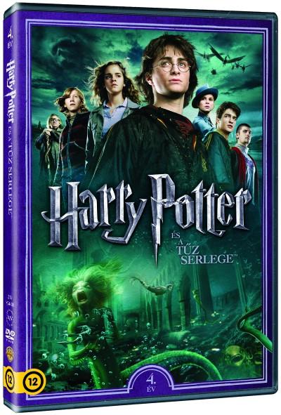 Harry Potter és a Tűz serlege - 2DVD