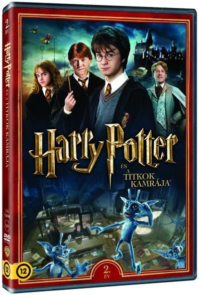 Harry Potter és a titkok kamrája - 2DVD
