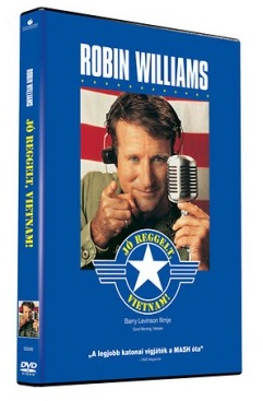 Jó reggelt, Vietnám! - DVD