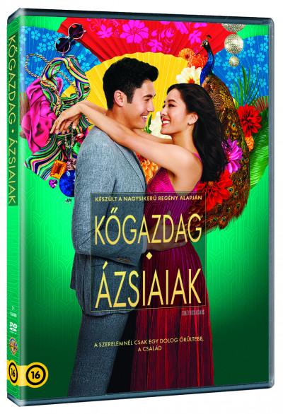 Kőgazdag ázsiaiak - DVD