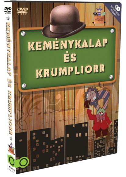 Keménykalap és krumpliorr - DVD duplalemezes változat
