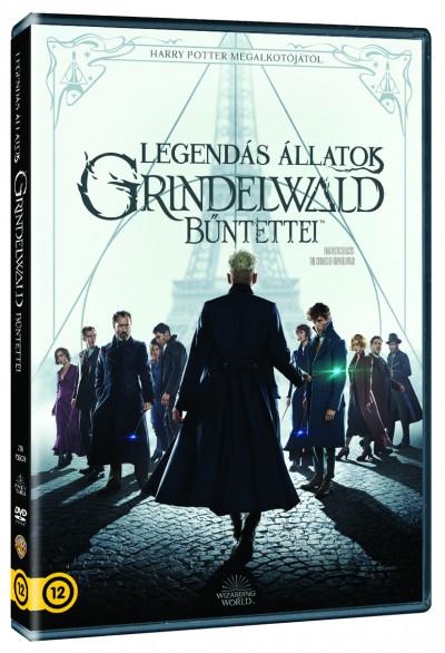 Legendás állatok - Grindelwald bűntettei - DVD