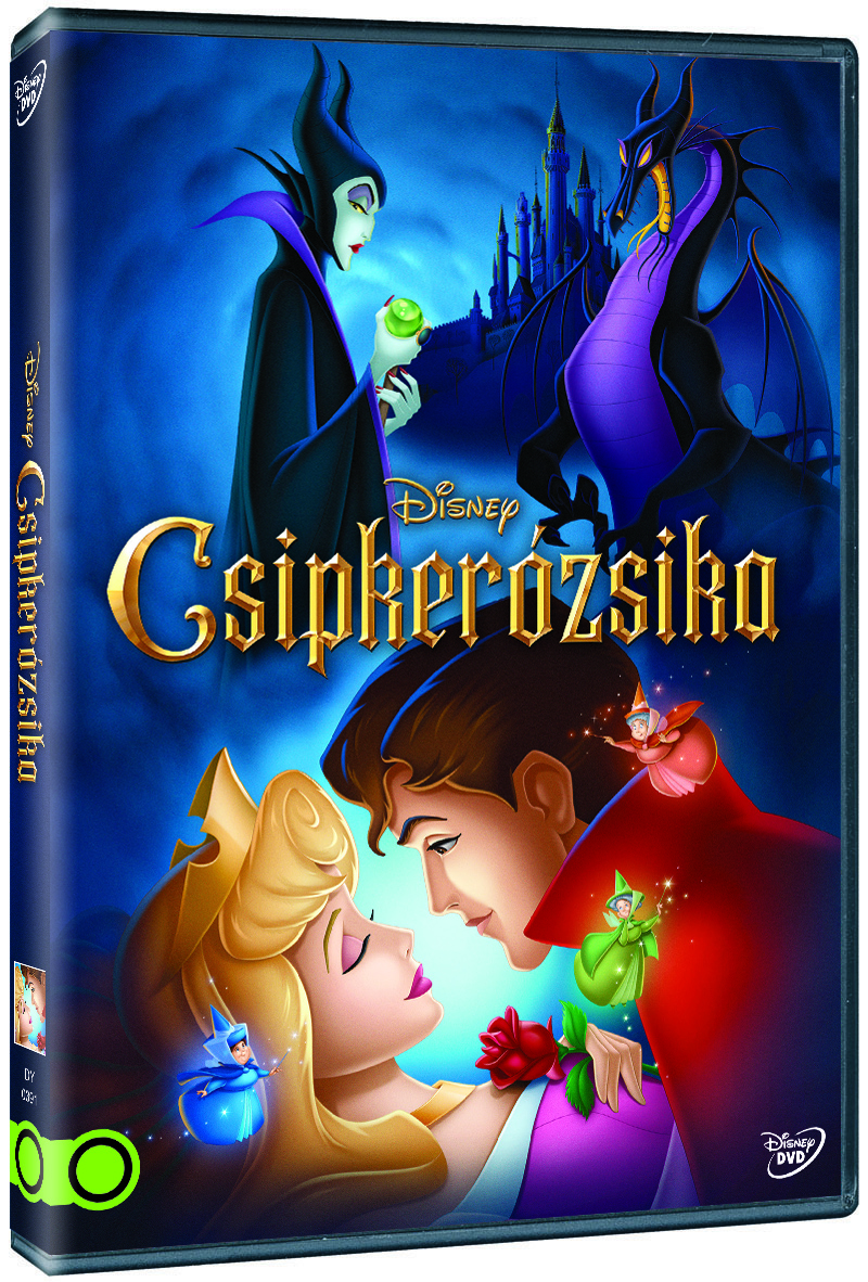 Csipkerózsika - DVD