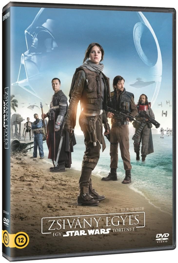 Zsivány Egyes - Egy Star Wars történet - DVD