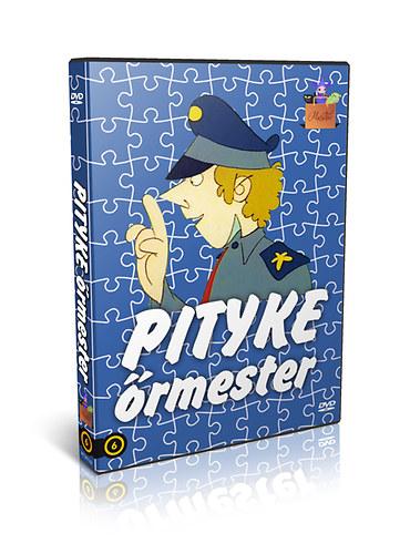 Pityke - DVD