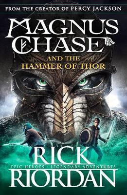 Rick Riordan - Magnus Chase and the Hammer of Thor