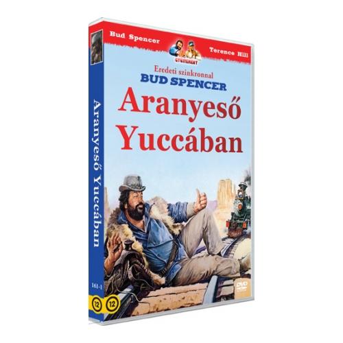 Bud Spencer - Aranyeső Yuccában - DVD