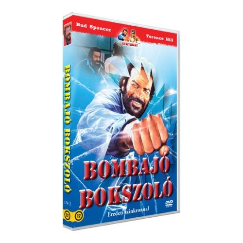Bud Spencer - Bombajó Bokszoló - DVD