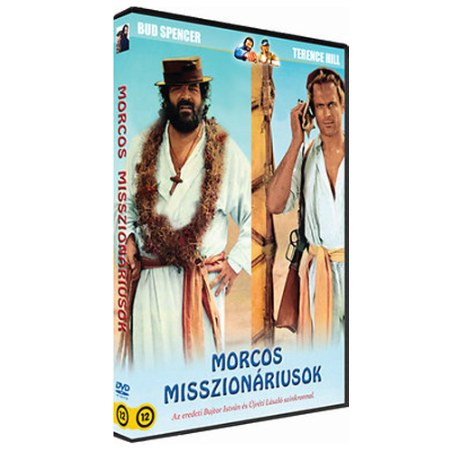 FrancoRossi - Morcos misszionáriusok - DVD