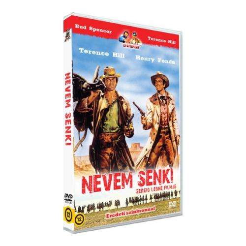 Bud Spencer - Nevem Senki - DVD