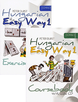 Durst Péter - Hungarian the Easy Way 1.