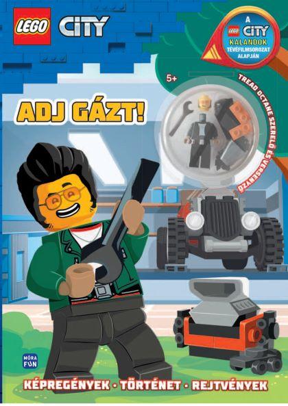 LEGO City - Adj gázt!