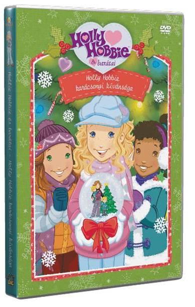 Holly hobbie 4. - Karácsonyi kívánsága - DVD
