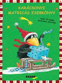 Annet Rudolph - Karácsonyi matricás zsebkönyv