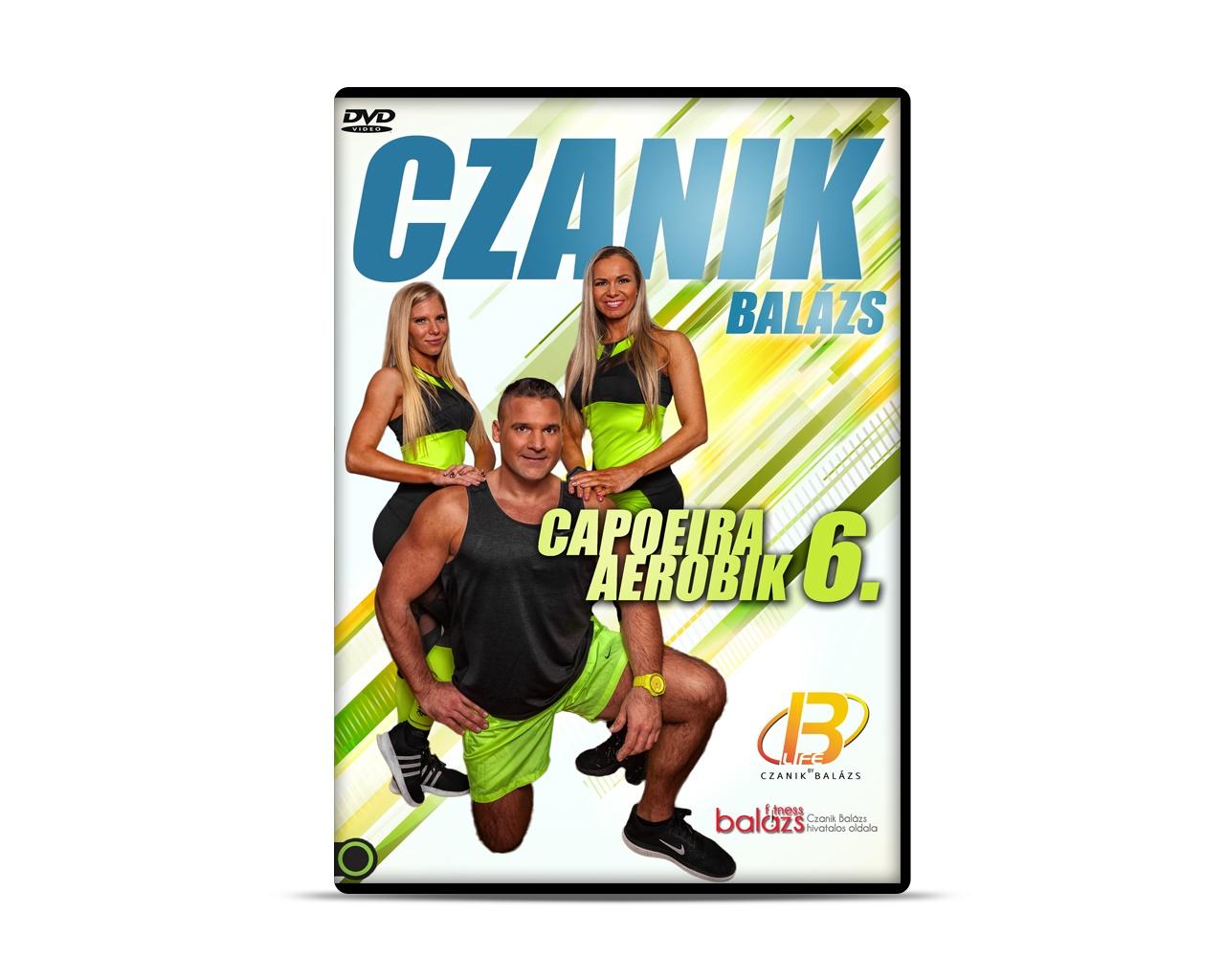 Czanik Balázs - Capoeira aerobik 6. - DVD