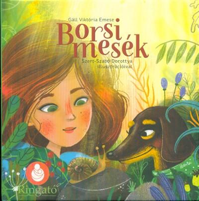 Gáll Viktória Emese - Borsi mesék - Cica-galiba - Borsi ünnepel