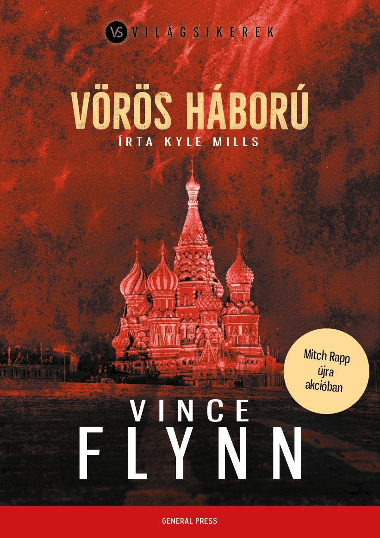 Vince Flynn - Vörös háború
