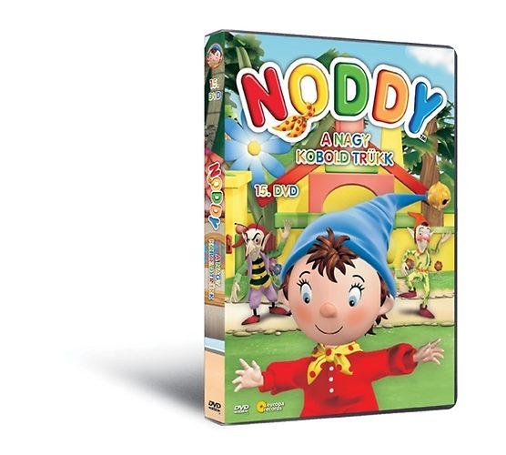 Noddy 15. - A nagy kobold trükk - DVD