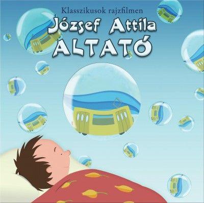 József Attila - Altató - DVD melléklettel