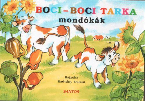 Radvány Zsuzsa - Boci-boci tarka