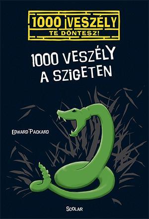 Edward Packard - 1000 veszély a szigeten