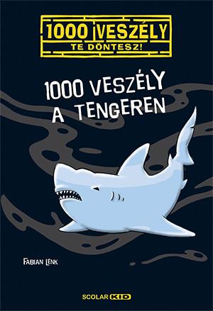 Fabian Lenk - 1000 veszély a tengeren