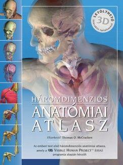 Bocsi Katalin - Háromdimenziós anatómiai atlasz