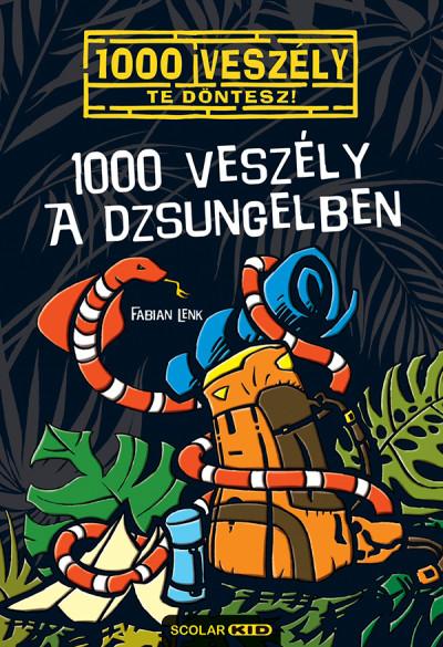 Fabian Lenk - 000 veszély a dzsungelben