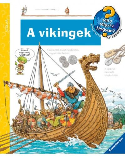 Peter Nieländer  - A vikingek
