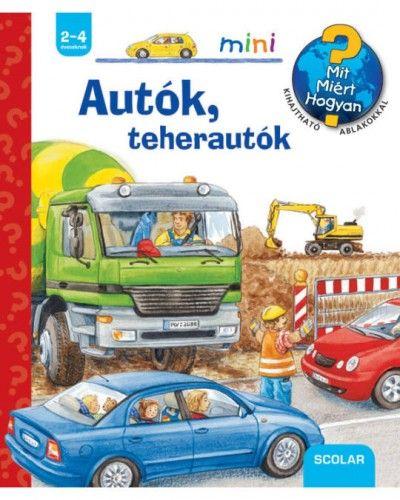 Ursula Weller - Autók, teherautók