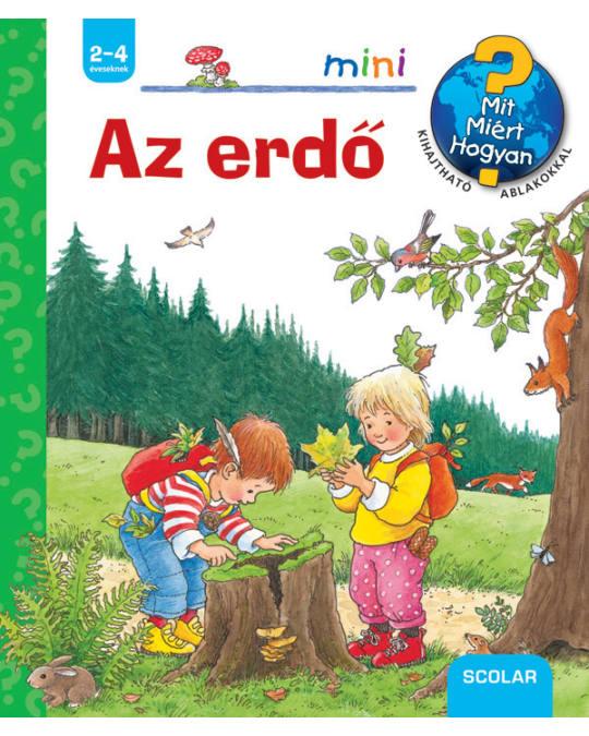 Angela Weinhold - Az erdő