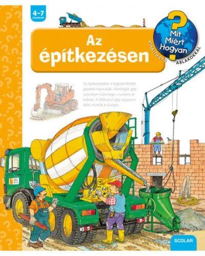 Patricia Mennen  - Az építkezésen