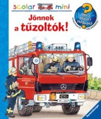 Katja Reider - Jönnek a tűzoltók!