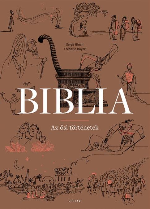Frédéric Boyer - Biblia