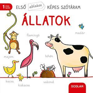 Első ablakos képes szótáram – Állatok