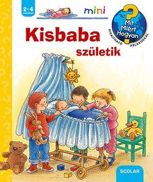 Angela Weinhold - Kisbaba születik