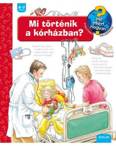 Andrea Erne - Mi történik a kórházban?