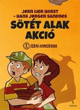 Jørn Lier Horst - Sötét Alak akció