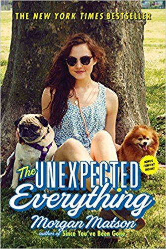 Morgan Matson - The Unexpected Everything