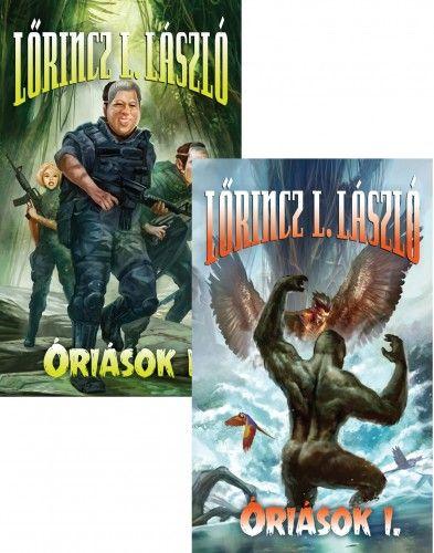 Lőrincz L. László - Óriások I-II.